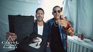 Daddy Yankee -  Diamond Creator Award (Behind the Scenes)