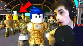 """REACTING TO """"ROBLOX THE LAST GUEST"""" *FEATURING ME!*"""