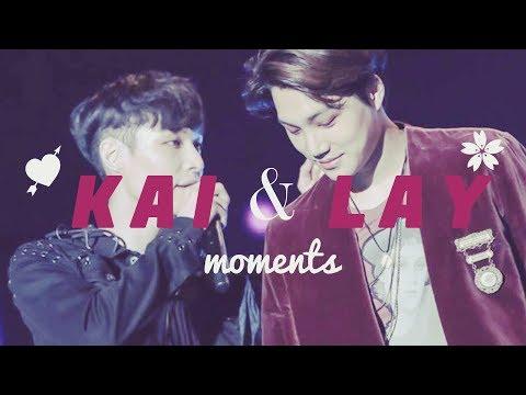 EXO Kai and Lay Moments「 Kaixing 」Symphony ♡ (2012 - 2017)