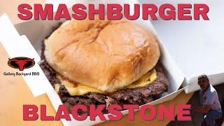 Blackstone Smashburger (med rare)