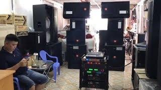 Test Dàn Âm Thanh Sân Khấu - Test Dàn âm thanh nhạc sống R38
