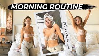 WINTER MORNING ROUTINE 2018 | Julia Havens