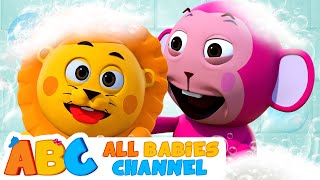Bath Song | All Babies Channel Nursery Rhymes & Kids Songs