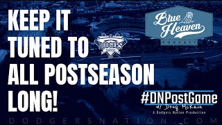 NLCS Game 2 Pregame Show, Dodgers vs Braves: Tony Gonsolin vs Ian Anderson