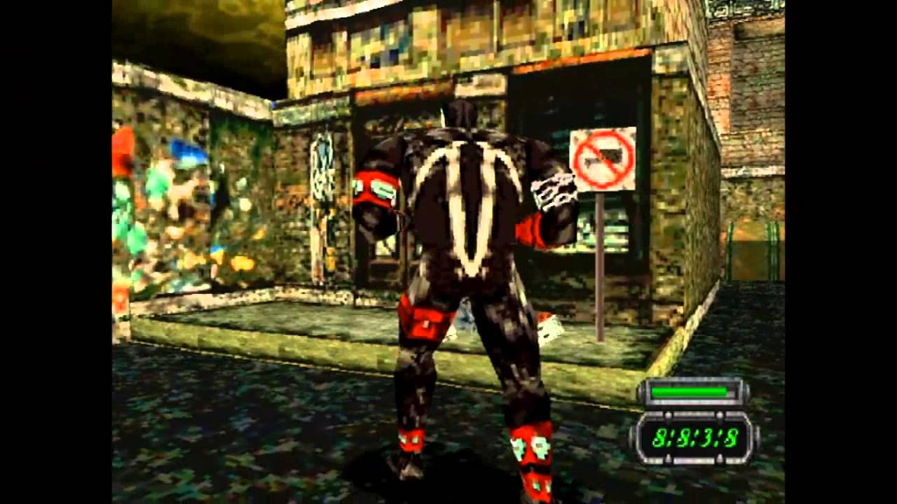 Spawn:The Eternal Retro-Review(By dima0301)