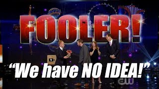 Fooled by a phone charger?? Bryan Saint on Penn & Teller: Fool Us!