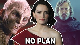 Daisy Ridley FINALLY Exposes Disney For Having NO PLAN For Star Wars or Rey!