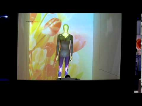 3D Mannequin Projection Mapping