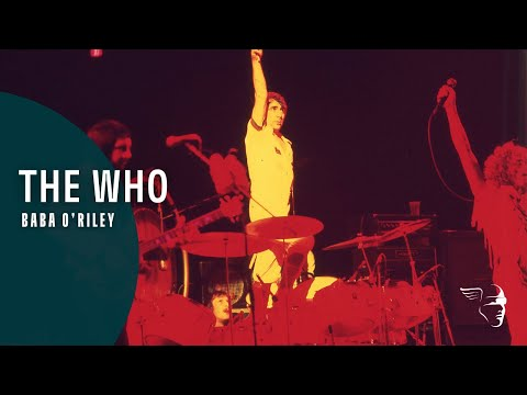The Who - Baba O'Riley (Live In Texas '75)