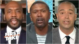 First Take grades the NFL's handling of the return of football | First Take