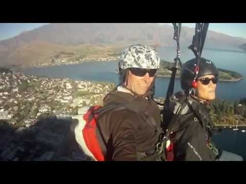 Tanya from Lightfoot Travel Paragliding in Queenstown