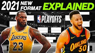 2021 NEW NBA Playoff Format Explained - 10 Teams, Play-in Tournament