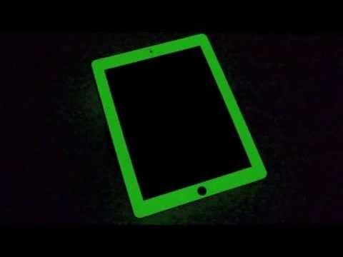 Glow in the Dark iPad Covers - Bewild.com