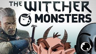 Artists Draw Witcher Monsters (That They've Never Seen)