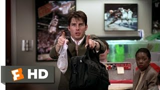 Jerry Maguire (2/8) Movie CLIP - Who's Coming With Me? (1996) HD
