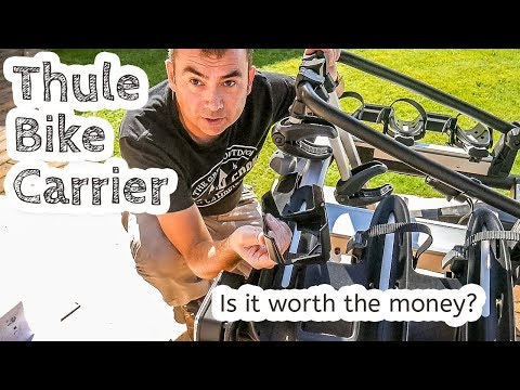 video Thule VeloCompact 927 Cycle Carrier Review