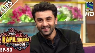 Ranbir Kapoor promoting Ae Dil Hai Mushkil -The Kapil Sharma Show-Ep.53-22nd Oct 2016