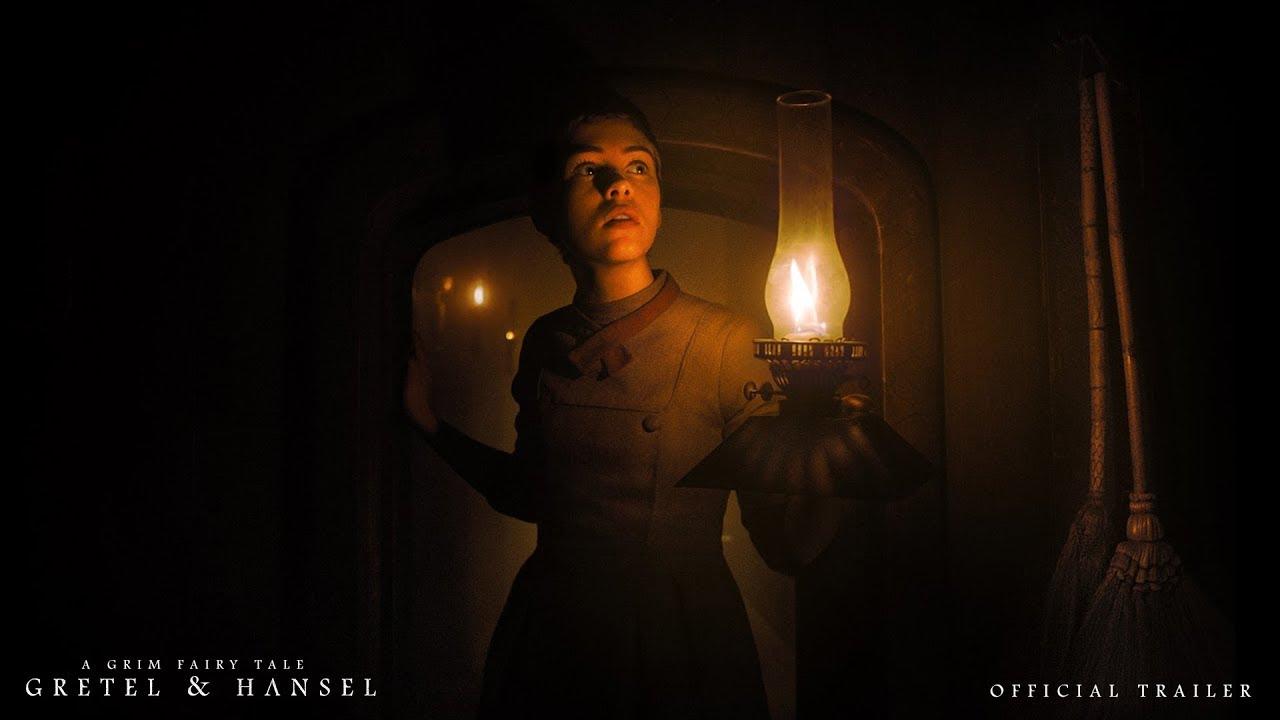 Trailer de Gretel & Hansel