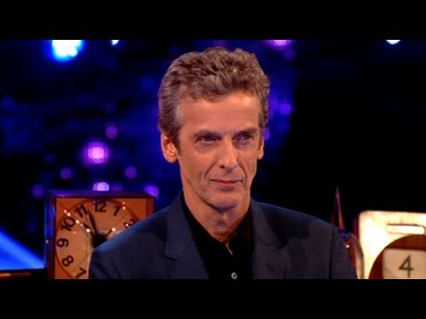 *SPOILERS* Peter Capaldi Is Introduced To The World As The Next Doctor! - Doctor Who - BBC One - Smashpipe Entertainment