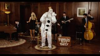 Chandelier Sad Clown with the Golden Voice Sia Cover ft Puddles ...