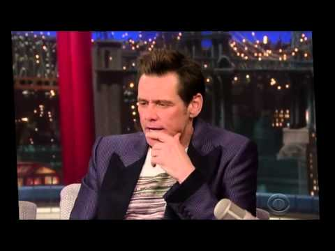 Jim Carrey on David Letterman Show 2014 Full HD