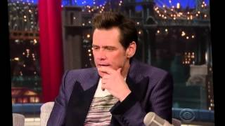 Jim Carrey on David Letterman Show 2014 Full HD