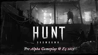 Hunt: Showdown - E3 2017 Gameplay Demo