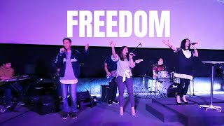 (COVER) Freedom by Bethel Music / Amazing Hope Music