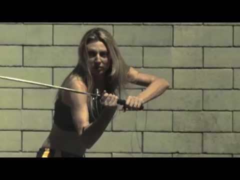 Stella Angelova in slow motion