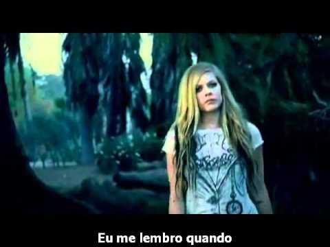 Avril Lavigne - Remember When - Legendado PT
