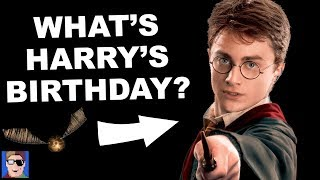 J vs Ben: ULTIMATE Harry Potter Boy Who Lived TRIVIA Quiz