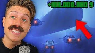 GEHEIMER U-BOOT ANGRIFF ! GTA 5 Doomsday Heist DLC