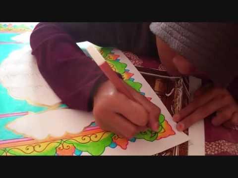Mewarnai Kaligrafi Videomoviles Com
