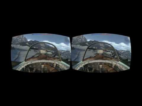 War Thunder on the Oculus Rift Pt. 3 - Arcade Online