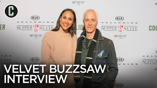 Velvet Buzzsaw: Dan Gilroy and Zawe Ashton Interview
