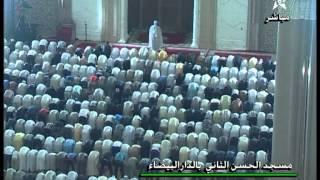 الليلة الثامنة عشر 1434 الشيخ عمر القزابري