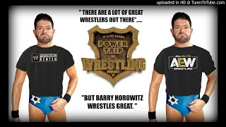 Barry Horowitz On Wanting To Be A Trainer For AEW Or WWE, Why He Had Such Staying Power In His Role