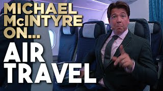 Compilation Of Michael's Best Jokes About Planes And Airports | Michael McIntyre