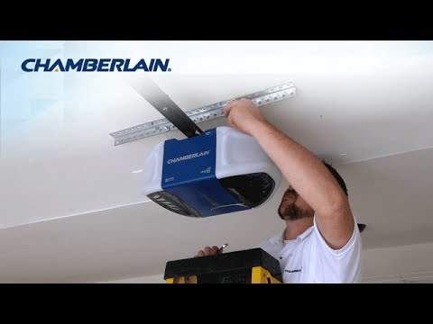 replacing garage door openerGarage Door Opener Assembly and Installation  Chamberlain