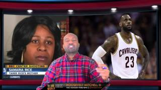 Here's What The Mother Of Tamir Rice Said About Lebron James