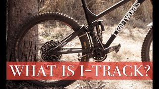 What is I-Track???? How good is this Adelaide designed Enduro Mountain bike... ?