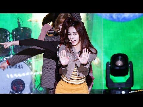 171214 쯔위 Tzuyu 트와이스 TWICE 'Heart Shaker 하트 쉐이커' @SBS 러브FM 패밀리 콘서트 4K 60P 직캠 by DaftTaengk