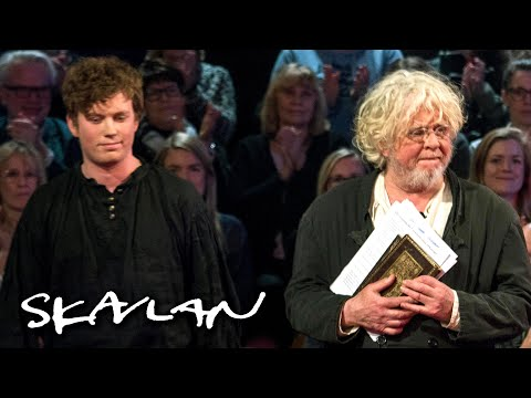 Acclaimed painter Odd Nerdrum says his son died and came back to life | English subtitles | Skavlan