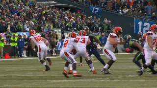 Pete Carroll mic'd up vs the Browns