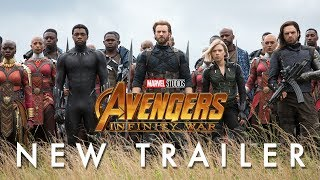 Avengers: Infinity War – NEW TRAILER - Official UK Marvel   HD