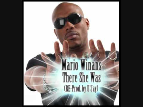 Mario Winans - There She Was (With Drums Prod. By U´Jay) [NEW VERSION][HOT][RNB][2010]