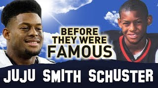 JUJU SMITH - SCHUSTER | Before They Were Famous | Steelers & Fortnite