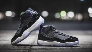 "Review & On-Feet: Air Jordan 11 Retro ""Space Jam"""