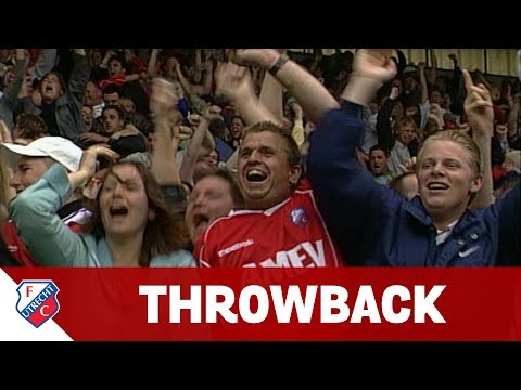 Throwback: FC Utrecht - FC Groningen, 2000/2001