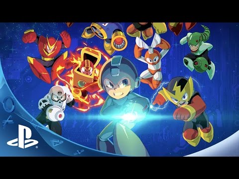 Mega Man® Legacy Collection Video Screenshot 2